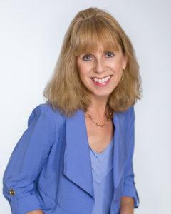 Nicola Walker lilac top and jacket